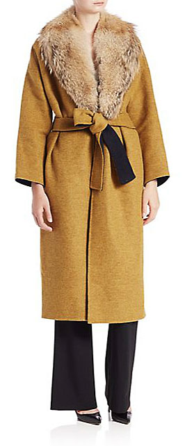Derek Lam 10 Crosby coat