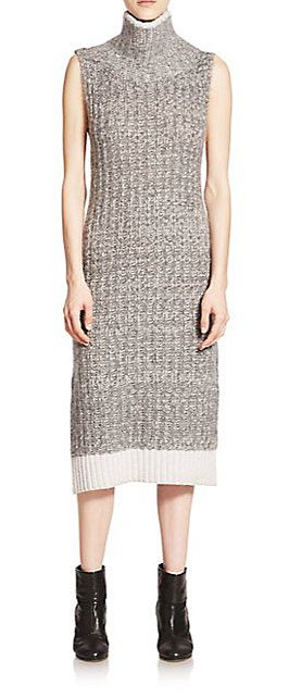 Rag & Bone Makenna Turtleneck Dress