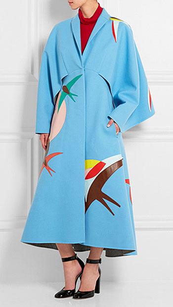 Delpozo coats