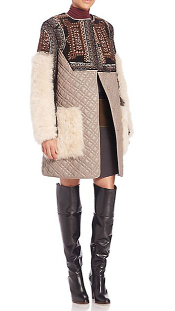 BCBGMAXAZRIA coats