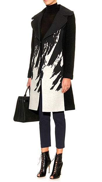 Diane Von Furstenberg coats