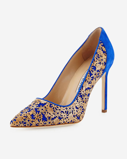 We Just Found the Best Manolo Blahnik Deals from This Gift Card Event
