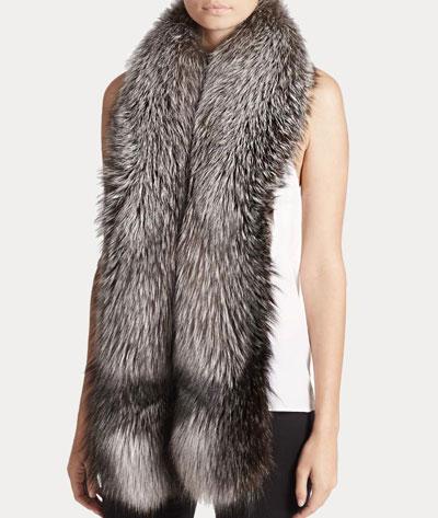 Adrienne Landau scarf