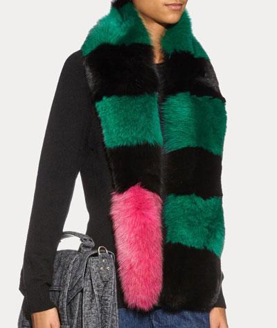 Charlotte Simone scarf