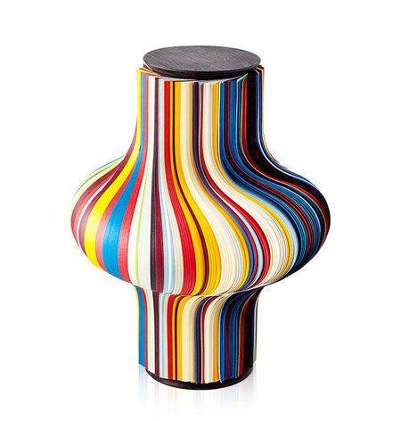 Paper & Cardboard Vase