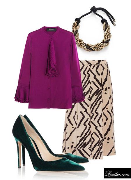 holiday hostess outfit idea 1