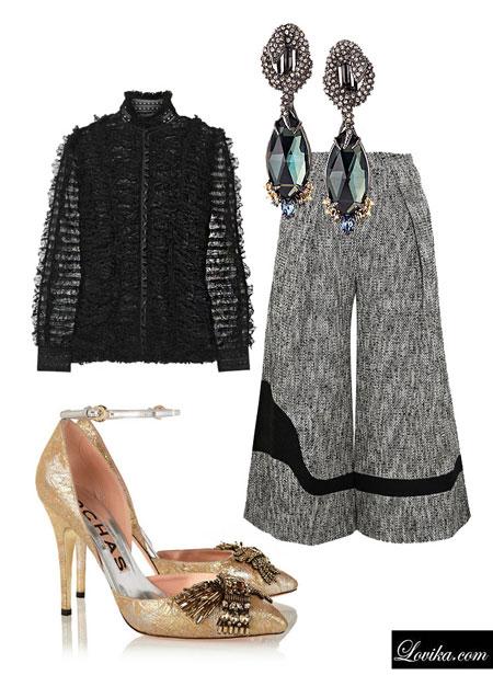 holiday hostess outfit idea 2