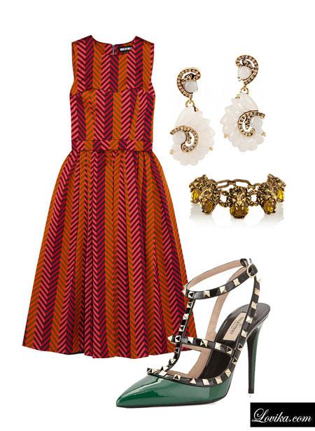 holiday hostess outfit idea 3