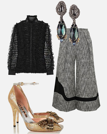holiday hostess outfits