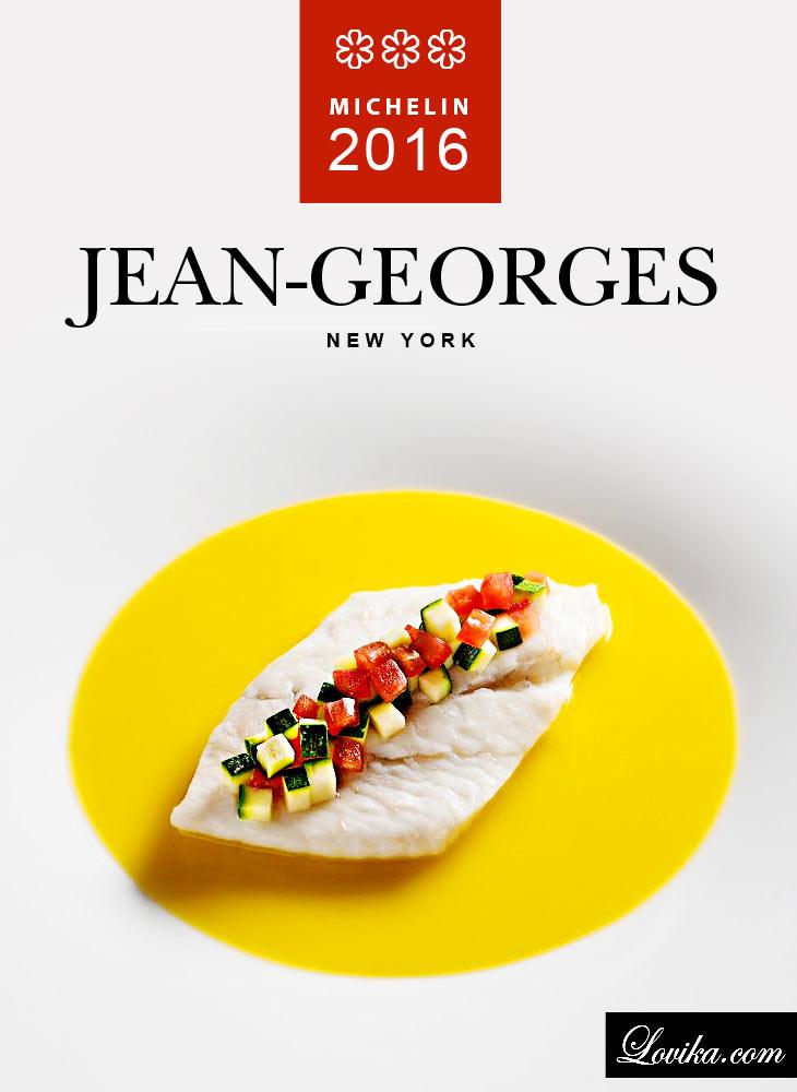 2016 michelin 3 star restaurants new york jean georges