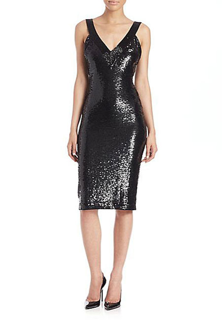 alice-and-olivia-Piera-Embellished-Sheath-Dress