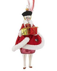 De Carlini christmas ornament