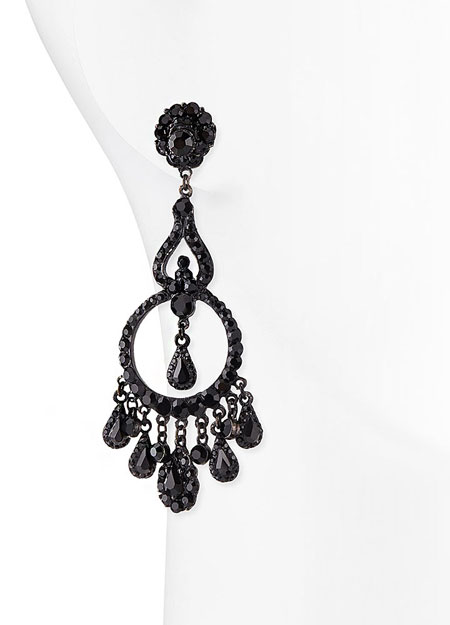 Jose & Maria Barrera earrings