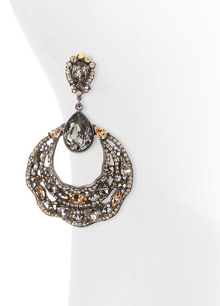 Jose & Maria Barrera earrings