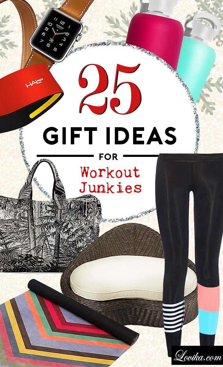 lovika 2015 holiday gift ideas fitness workout junkies