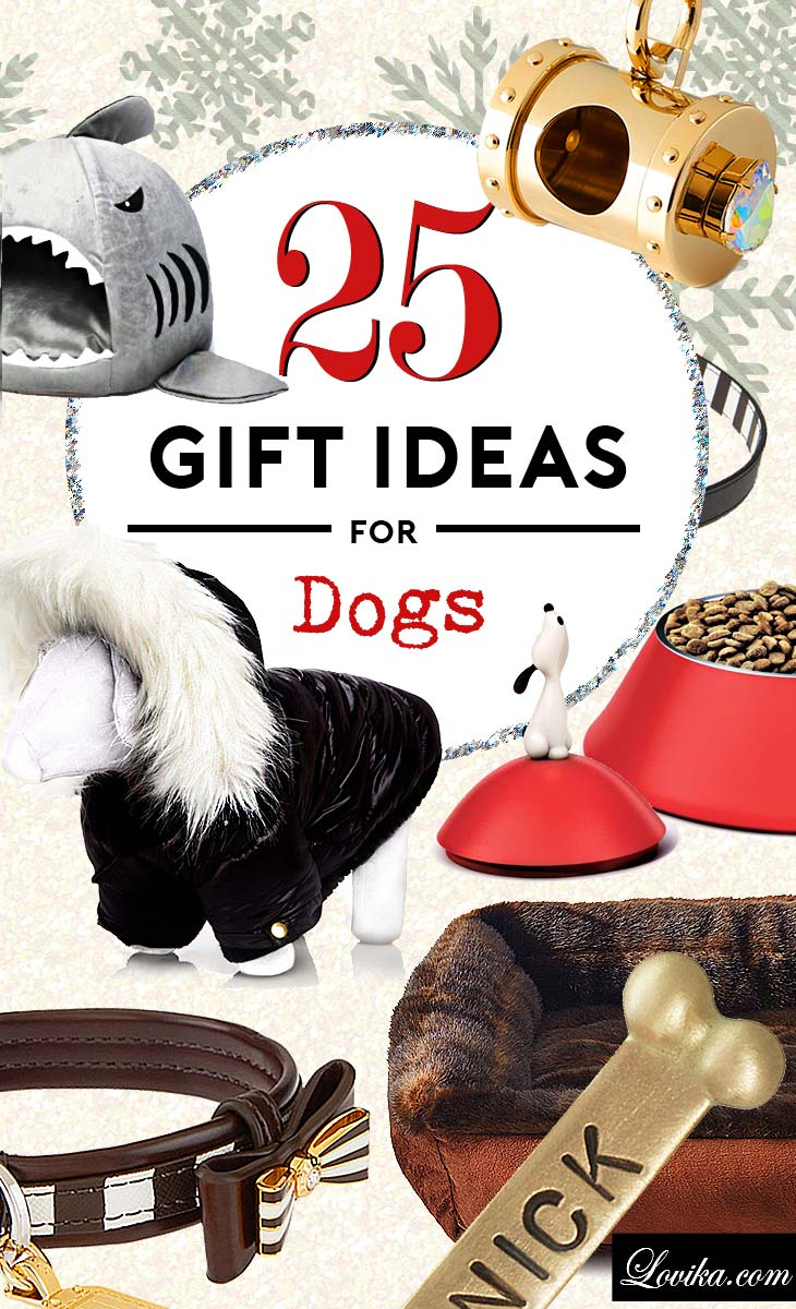 lovika 2015 holiday gift ideas for dogs