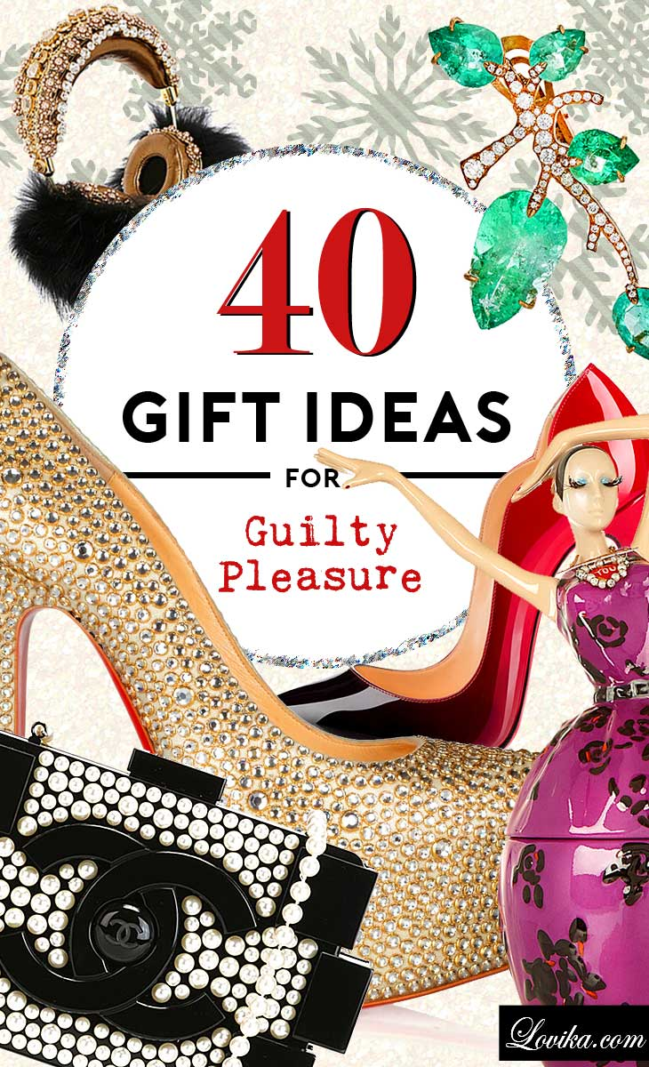 lovika 2015 holiday gift ideas guilty pleasure luxurious gift guide