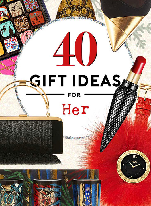 luxury gift ideas for her