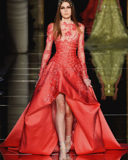 LOVIKA | Best couture dresses and gowns from Spring 2016 haute couture