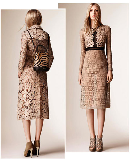 Burberry Floral 2016 Resort Collection