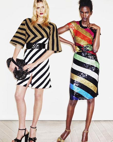 LOVIKA | Fashion trends stripes #dresses #skirts #tops
