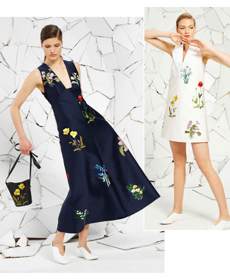 Stella McCartney Floral 2016 Resort Collection