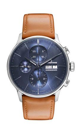 Junghans Meister Telemeter Chronoscope Watch