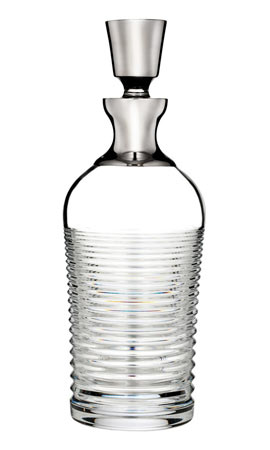 Waterford 'Mixology Mad Men Edition - Circon' Lead Crystal Decanter