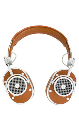 Master & Dynamic MW60 Wireless Leather Over-Ear Headphones