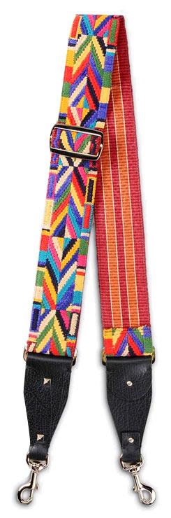 valentino native couture 1975 bag guitar strap