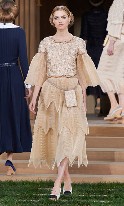 Chanel SS 2016 Haute Couture Look 10