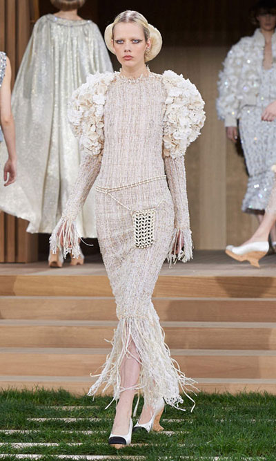 Chanel 2016 Spring Summer Haute Couture Look 7
