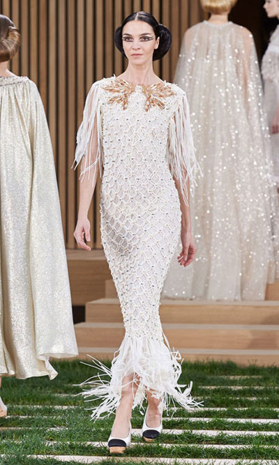 Chanel 2016 Spring Summer Haute Couture Look 6