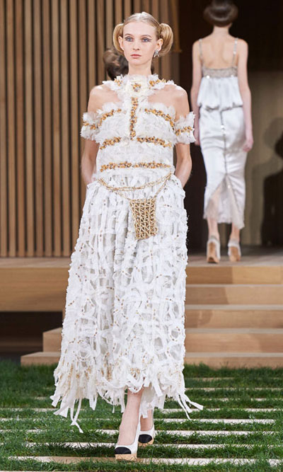 Chanel 2016 Spring Summer Haute Couture Look 5