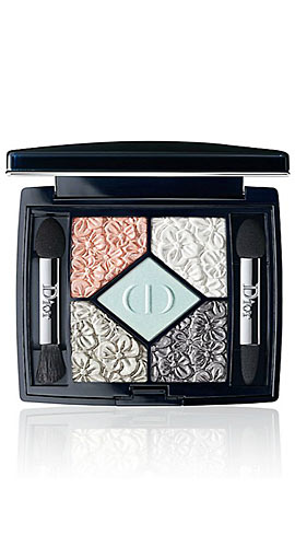 5 Couleurs Glowing Gardens Couture Eyeshadow Palette