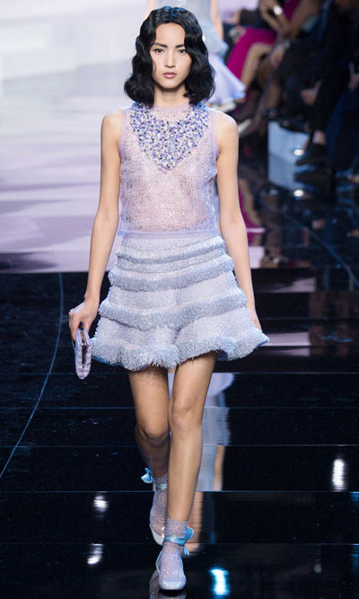 Spring 2016 Haute Couture Armani Prive
