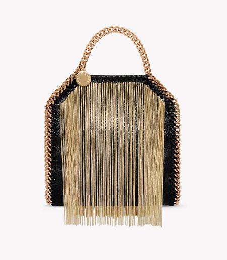 Stella McCartney 2016 Resort Colleciton Fringe Falabella Bag