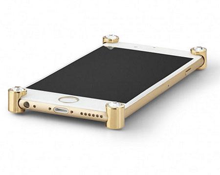 Corners4 iPhone Case