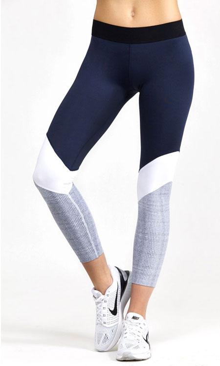 Heroine Sport Cycling Workout Leggings