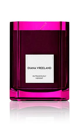 Diana Vreeland Parfums Outrageously Vibrant Candle