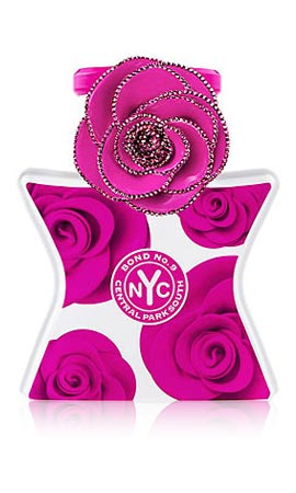Bond No. 9 New York Central Park South with Swarovski Flower