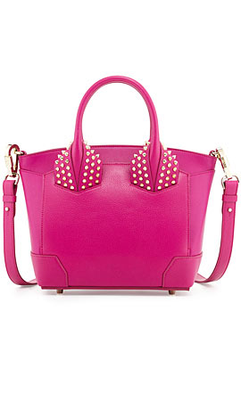 Christian Louboutin Eloise Small Leather Tote Bag