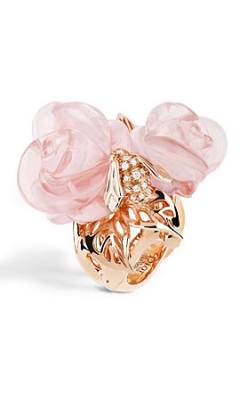 ROSE DIOR PRÉ CATELAN Ring