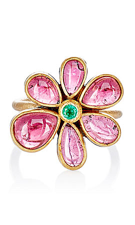Judy Geib Wildflower Ring