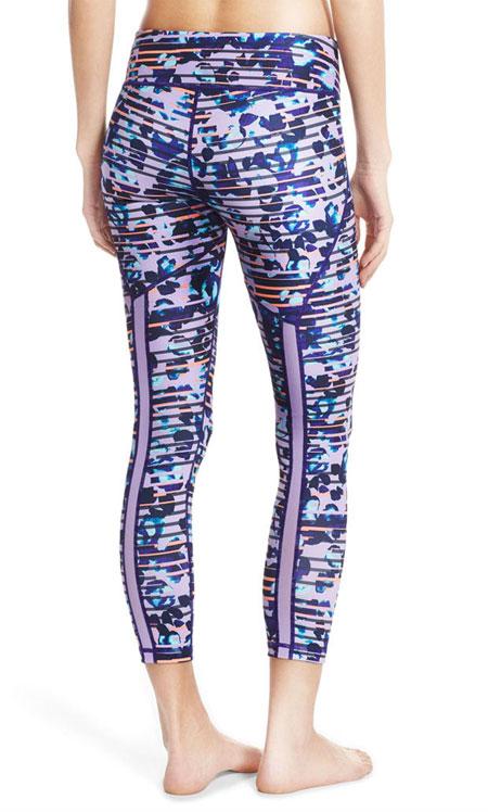 Zella Ultra Femme Print Midi Leggings