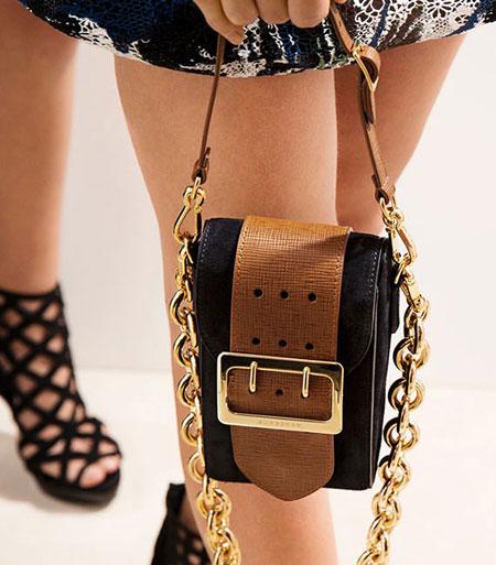 Burberry the belt bag
