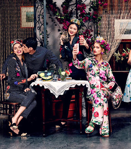 dolce and gabbana ss16 ad campaign