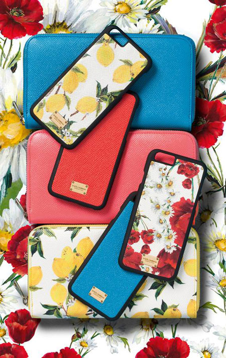 dolce and gabbana ss16 iphone cases