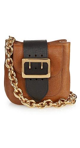 Burberry Prorsum Belt leather shoulder bag