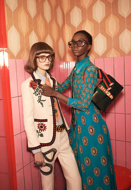 Gucci Campaign 2016 Spring Summer